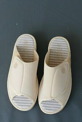 Damen Hausschuhe mit Klettverschluß Größe 38 | eBay