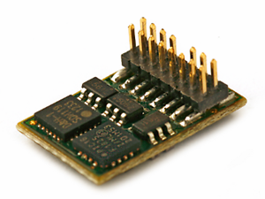 Doehler & Haass DH16A-4 - Fahrzeugdecoder DH16A-4 Plux 16 SX1, SX2 und DCC 1 Stü