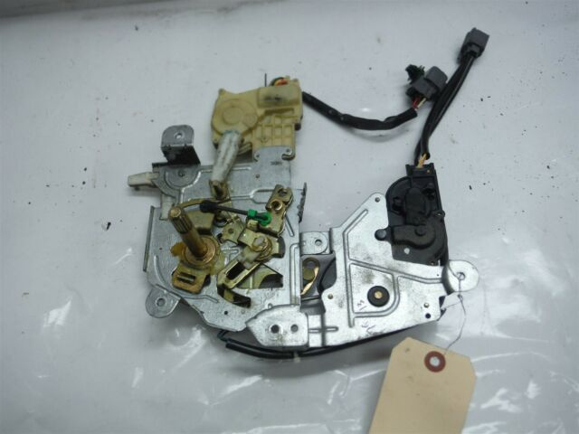 2002 Honda Odyssey Driver Left Rear Door Latch Actuator Motor Oem 2001 2003 2004