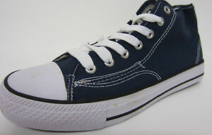 Chaussures Montant Toile Marine Baskets Lacets On Homme Solde X0002 Spot WgHwY8