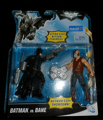 BANE ACTION FIGURE LOOSE FROM BATTLE FOR GOTHAM CITY BATMAN TARGET SET FREE SHIP