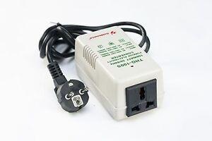 TRASFORMATORE-ADATTATORE-TENSIONE-220-110-VOLTS-UP-100-watt