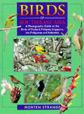 ()-Birds of South-east Asia: A Photographic Guide (Paperback)-Strange, Morten-18