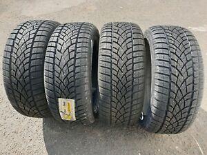 4x-Winterreifen-Reifen-Dunlop-Winter-Sport-3D-225-45-R17-91H-RSC-Runflat-BMW