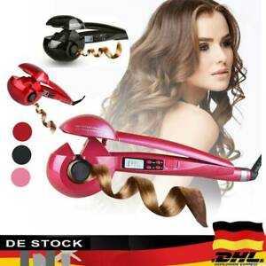 Automatisch Curl&Straight Hair Glätteisen Lockenstab Lockenwickler Keramik