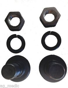 Details about Replacement Bush Hog Rotary Cutter Blade Bolt Kit Code 63607
