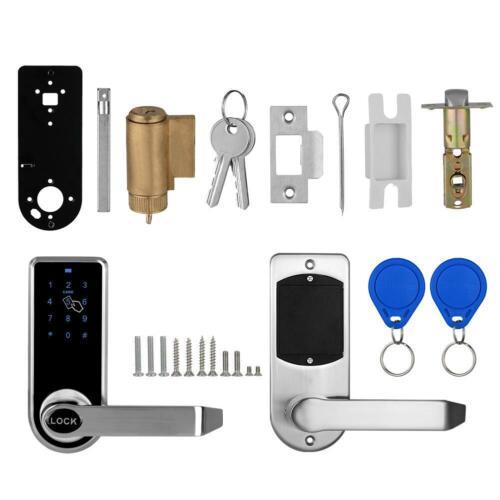 Universal Smart Türschloss Fingerabdruck Touch Passwort Keyless für Bürogebäude