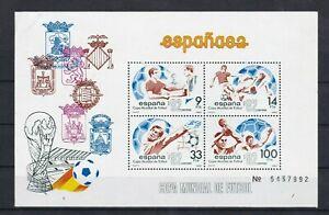 timbres-bloc-espana-espagne-neufs