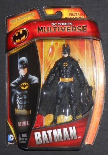 DC COMICS MULTIVERSE BATMAN 1989 KEATON 89 3.75 FIGURE MASKED VARIANT BURTON
