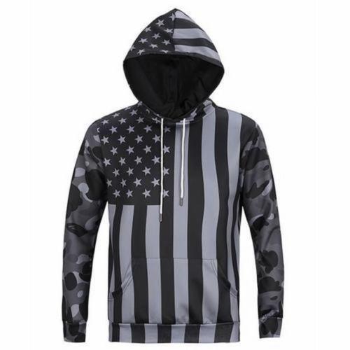 3D Graphic Print Men Women Hoodie Sweater Sweatshirt Jacket Pullover Top Jumpers