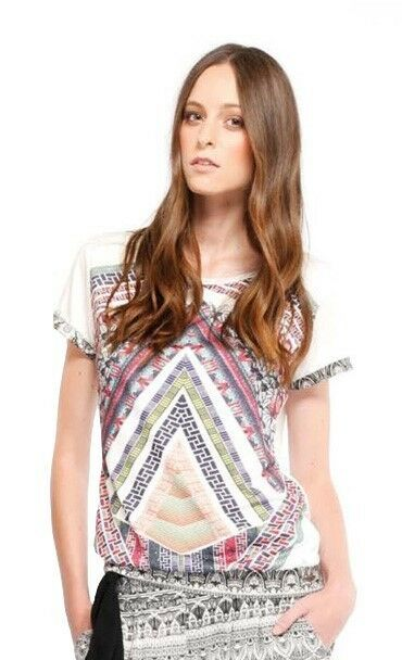 Smash  Spain  Whipped Mousse Metud Tunic (Almost Gone )