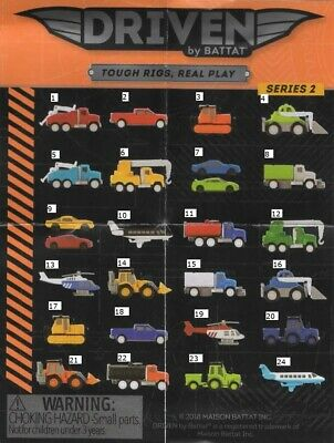 DRIVEN POCKET SERIES 2 BLIND PACKS BY BATTAT *YOU PICK!* NEW PLANES HELICOPTERS