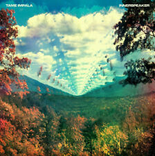 P-556 Tame Impala Psychedelic Rock Currents Album Art Cover Poster Wall Canvas