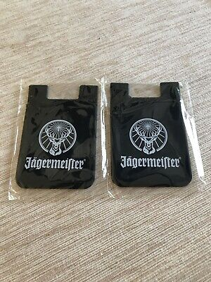 "/""2/"" NEW Jagermeister ID//Credit Card Holder For Phone."
