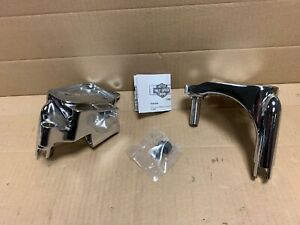 Harley-Davidson-Softail-Foward-Control-Chrome-Bracket-Kit-33920-00
