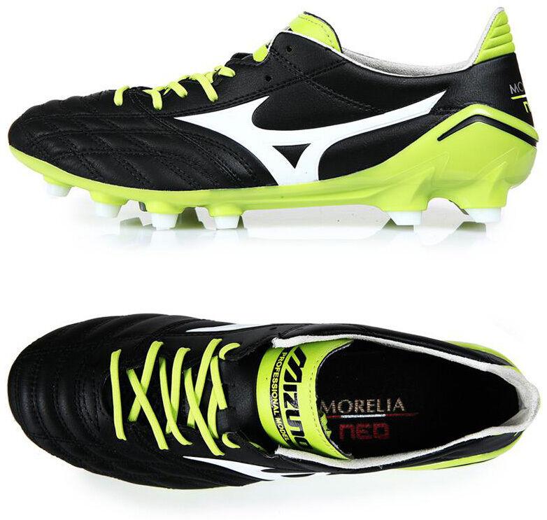 Mizuno Morelia Neo MD P1GA141337 Soccer Football Cleats Schuhes Stiefel