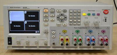 Agilent Keysight N6705B DC Power Analyzer, Modular, 600 W, 4 Slots  GUARANTEED 686068152235 | eBay