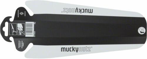 Clip-On Fender Butt White Mucky Nutz Butt Fender