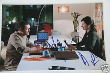 Dany Boon & Alice Pol 20x30cm Bild + Autogramm / Autograph signed in Person