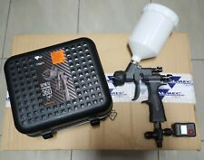 Spray Gun Genesi Carbonio 360 Light Hte Clear 13 Pom C Edition 2021 Walcom