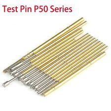 Test Pin Probe Receptacle Pcb P50 Series Spring Test Probe Pogo Pin Dia 068mm