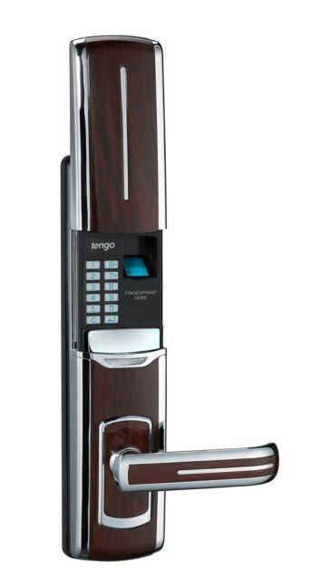 Brand New Biometric Fingerprint Door Lock + Digits Pad + Mechanical Key