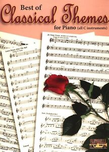 BEST-OF-CLASSICAL-THEMES-FOR-PIANO-KEYBOARD-SONG-BOOK-RRP-40-330-THEMES-NEW