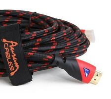 High Speed 8ft CL3 HDMI LEAD CABLE v1.4 1080P HD for BLU RAY PS3 LCD Xbox 360