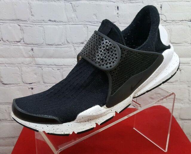 buy popular b5e79 a74df Nike Sock Dart SE 833124-001 Mens Shoes Size 12 US Black/White