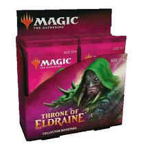 Throne of Eldraine Collector Booster Box - Factory Sealed 12-Pack Box Display