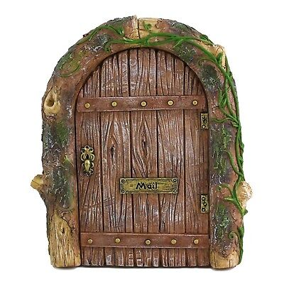 Metal Door Knob for Garden Door Fairy Faerie Gnome Hobbit Elf Miniature Die Cast