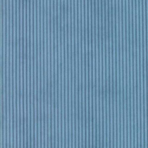 Moda Fabric Anns Arbor Pinstripe Blue Per 1//4 Metre