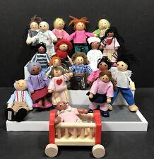 Dollhouse Miniature Fireman Roy with Spot Doll