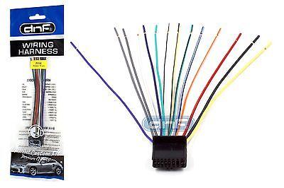 pioneer deh 3900mp wiring diagram pioneer wiring harness deh 2000mp deh 2100ib deh 2700 ships free  pioneer wiring harness deh 2000mp deh