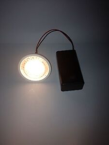 Battery Operated Exhibition Display Led Bulb Light Super