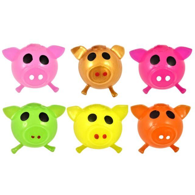 Splat Toys Fun Sticky Squashy Squeezy Sensory Toys