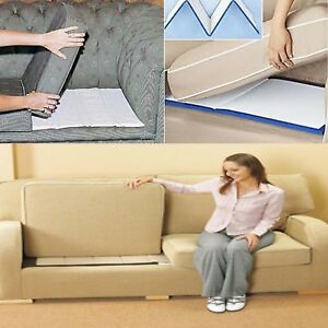 Image Is Loading New Deluxe Sofa Seat Rejuvenator Boards Armchair Support
