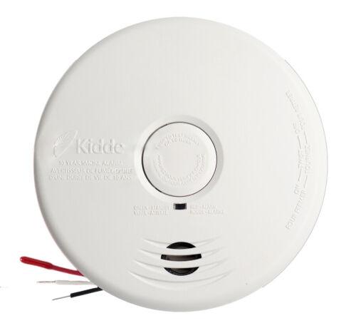 Kidde I12010S-CA 120V AC 10-Year Worry Free Smoke Alarm