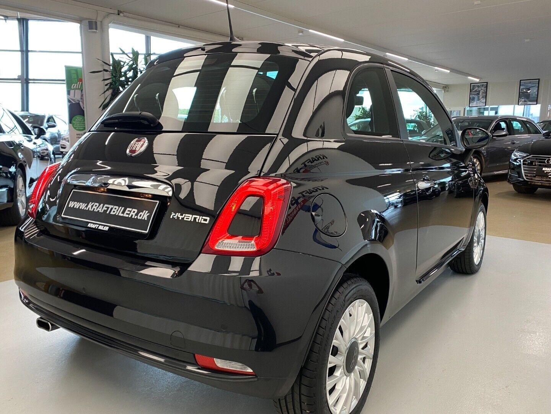 Billede af Fiat 500 1,0 Lounge+