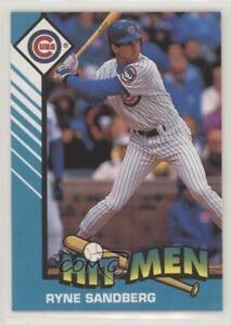1993 Starting Lineup Cards Hit Men Ryne Sandberg #500597 HOF