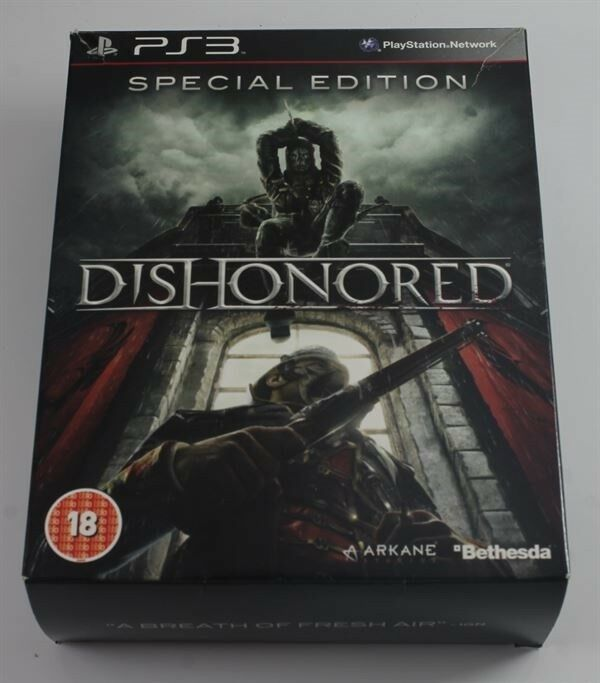 Dishonored Special Edition, PS3, adventure