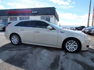 2010 Cadillac CTS 3.0L Wagon AWD Leather Panoramic Sunroof Certified