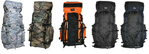 Nexpak-HB002-70L-4300CI-Internal-Frame-Hiking-Hunting-Camping-Rucksack-Backpack