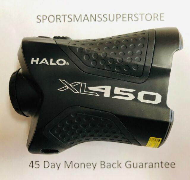 Wildgame XL450 Halo Laser Range Finder 450 Yard W Angle Intelligence Used 2544
