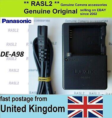 2x BATERIA 600mAh PARA Panasonic Lumix DMC-LX15