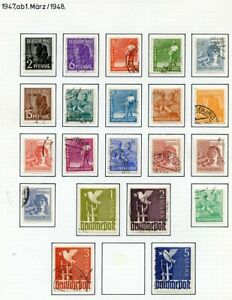German-Allied-Occupation-1947-039-Dove-of-Peace-039-set-fine-used-to-5m-2019-02-14-03