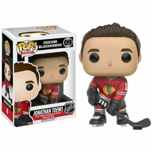 Jonathan Toews Funko Pop NHL Hockey 09 11215Chicago Blackhawks