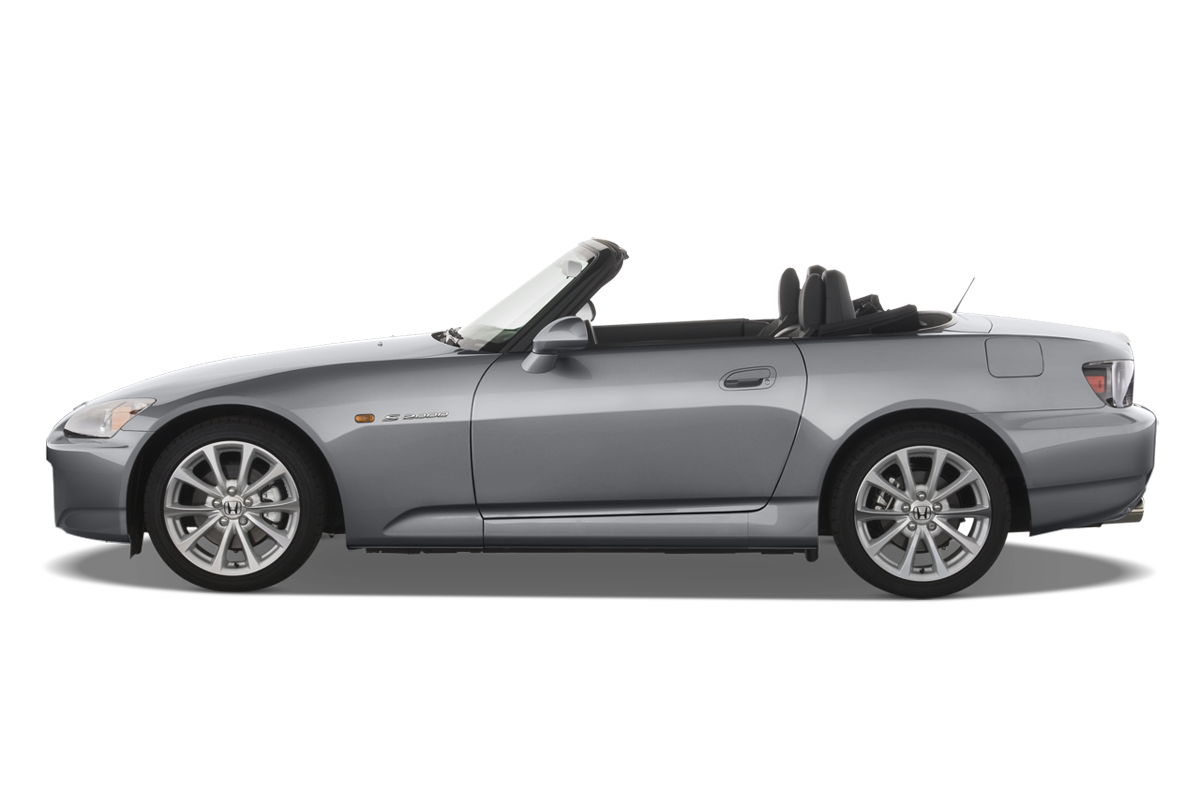 Honda S2000 side view