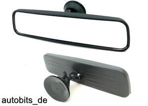 Kfz-Innenspiegel-Auto-Rueckspiegel-mit-Saugnapf-Universal-250mm-x-60mm-Pkw-Lkw