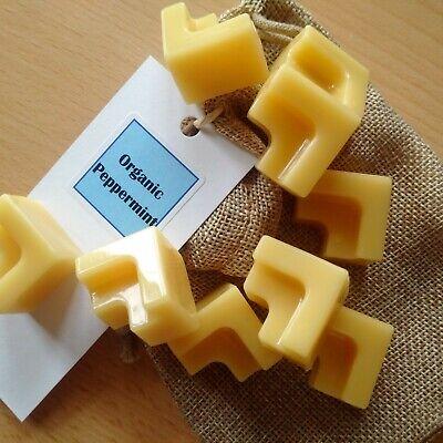 1TWO1 Organic Sweet Orange Pure Beeswax Aromatherapy Melts